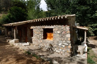 Casa del Pino. 5 pax
