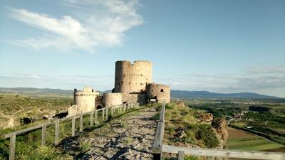 Castillo de los Bobadilla o de Moya