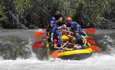 Rafting Casas del Río - Salto de Cofrentes por Cabriel Roc