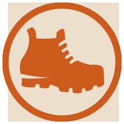 Infórmate de las características generales del paraje que vas a visitar, así podrás llevar ropa y calzado adecuado.